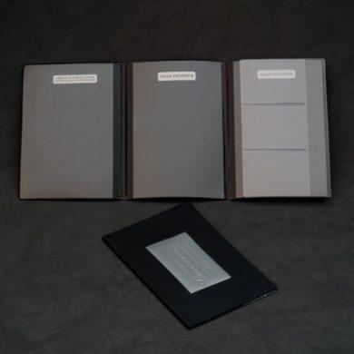 pochette carte grise